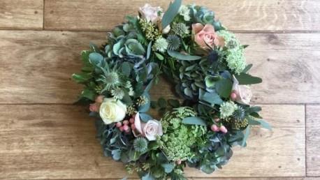 Bespoke Funeral Wreath
